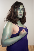 Formal Wear She-Hulk 18 by Angelic-Obscura