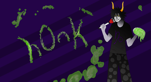 hOnK. by CloakedNobody