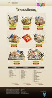James Caterers Landing Page by TheWorldIsTooSmall