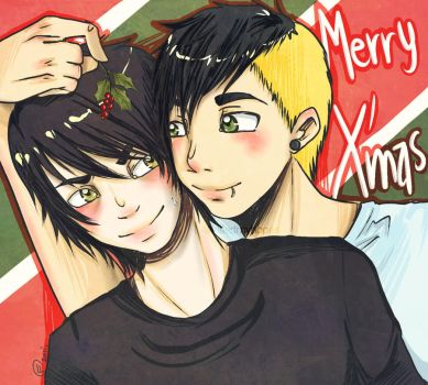 Merry Xmas by killedmyhopes