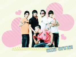 Big Bang wallpaper by naru-hoshi