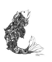 2016 Fish 2 by Cwmm