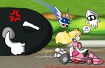 Mario Kart Wii in a nut shell by BrokenTeapot