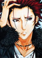 Mikoto Souh by 9Bleach6