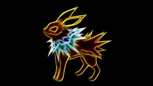 Jolteon by TheBlackSavior
