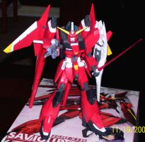 Saviour Gundam, 1-100 HG by Renegade-V
