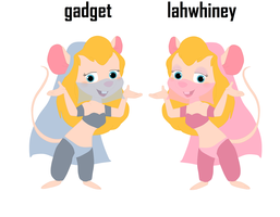 gadget lahwhiney by twinlightownz