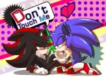 Don't Touch Me by catnaro