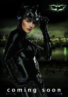 Batman3 Catwoman by CyranoInk
