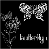 Butterflies 1 by butnotquite