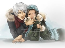 Commission -Cameron and Aden- by Bea-Gonzalez