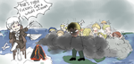 APH - Revenge on Europe by DinoTurtle