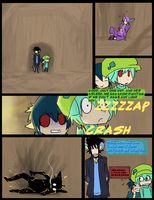 PKMN dungeon by Nire-chan