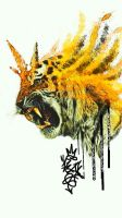 King of Tigers by GAZE804