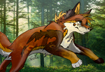 Amber - Gift by X-x-Magpie-x-X