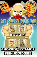 JE SUIS PERDU pin up 2 by 02YORKE