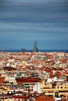 Barcelona in Colors by canbayram