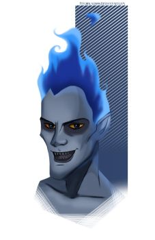 hades-Hercules by pitchblack1994