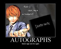 Death Note Motivation 1 by Akamarudoggie