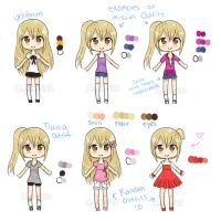 Maddie Ref preview by AngelArt123