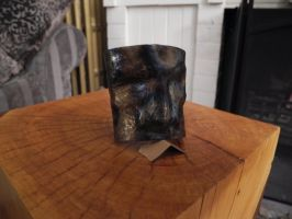 raising experiment/ decorative cuff by WannabeSmith