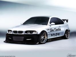 White Beast by Sk1zzo