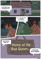 Fit for a Queen page One by YukiCos