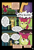 Filly Flytrap: Issue 1, Page 4 by PacificGreen