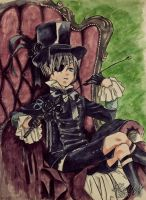 Ciel by hannord