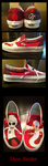 Striders gonna strider - Dave Strider shoes by bringsnacks