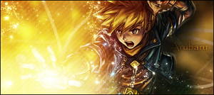Golden Sun: Dark Dawn Sig by Arubaru