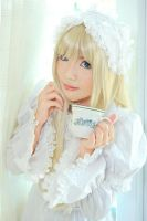 Have some tea by erioru