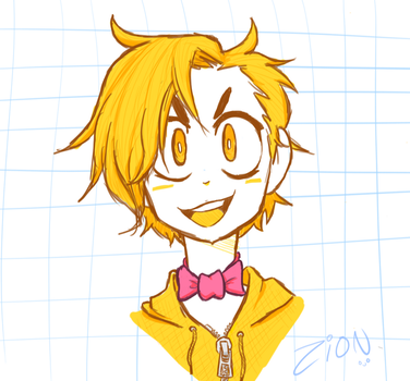 Yellow BOI by Zionthe2