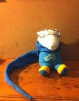 John Egbert Scalemate (front view) by Angrykarkat25