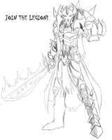 The Legion~ ((WIP)) by Clishade