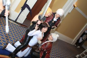 Katsucon 2014 - Devil May Cry Photoshoot 50 by VideoGameStupid