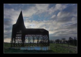 see-through church by 21711