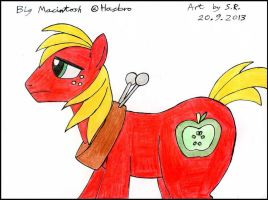 Big Macintosh by Sricketts14381