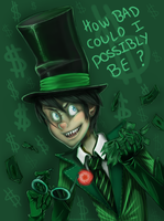 Greed-ler by Biology-of-Pencils