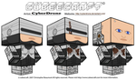 Cubeecraft - Robocop by CyberDrone