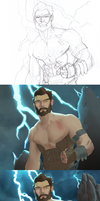 Fatherman Process by Monsieur-Beefy