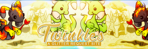 Twinkles Banner by Jagveress