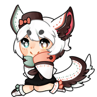 [Com] Chibi (1/3) - Sweetbooty by Nelliette