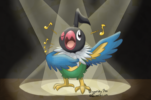 Fav Flying Type by Diggersby-Tho