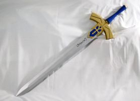 Excalibur the Sword of Promised Victory by UbersCosplay