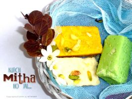 Mithai Series by alisaan