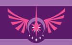 Flag of New Ponyville by Steampunk-Brony