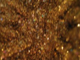 Gold Glitter 1 by bombstock