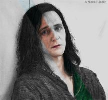 Loki - Broken Inside by Quelchii