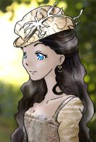 Anne Boleyn by Royal-Anime-Club